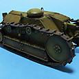 2008年 制作 U.S. Ford 3-Ton M1918 Tank フォード3t戦車