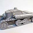 2010年 制作 Christie Tank M1921